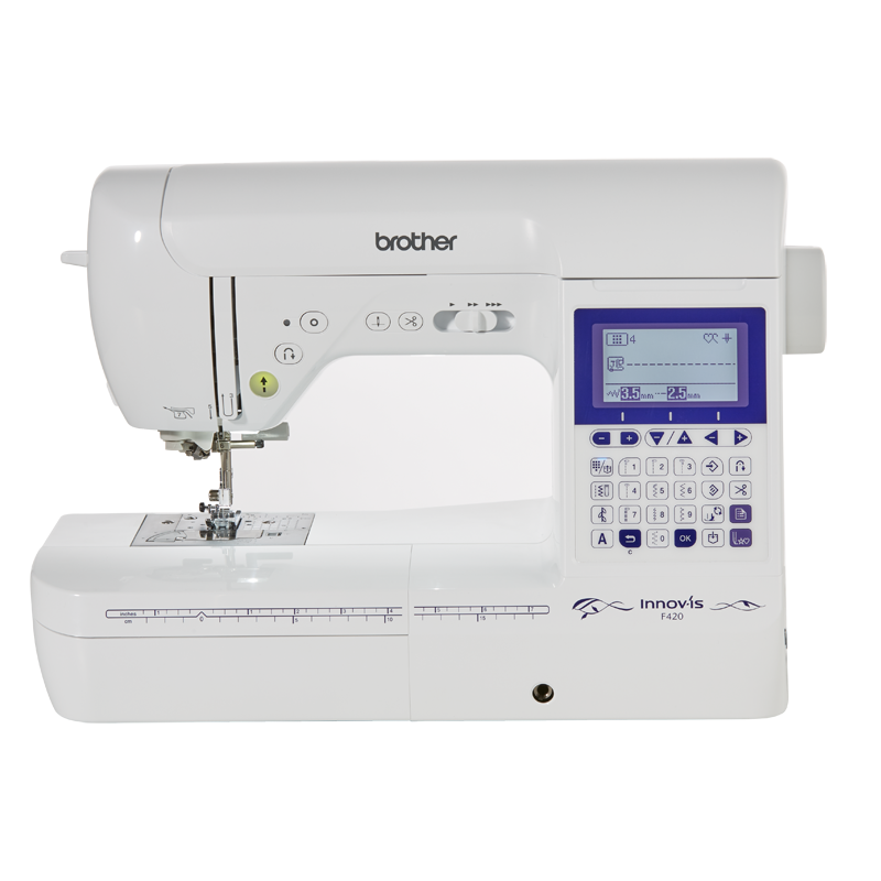 Brother Innov-is F420 Computerised Sewing Machines