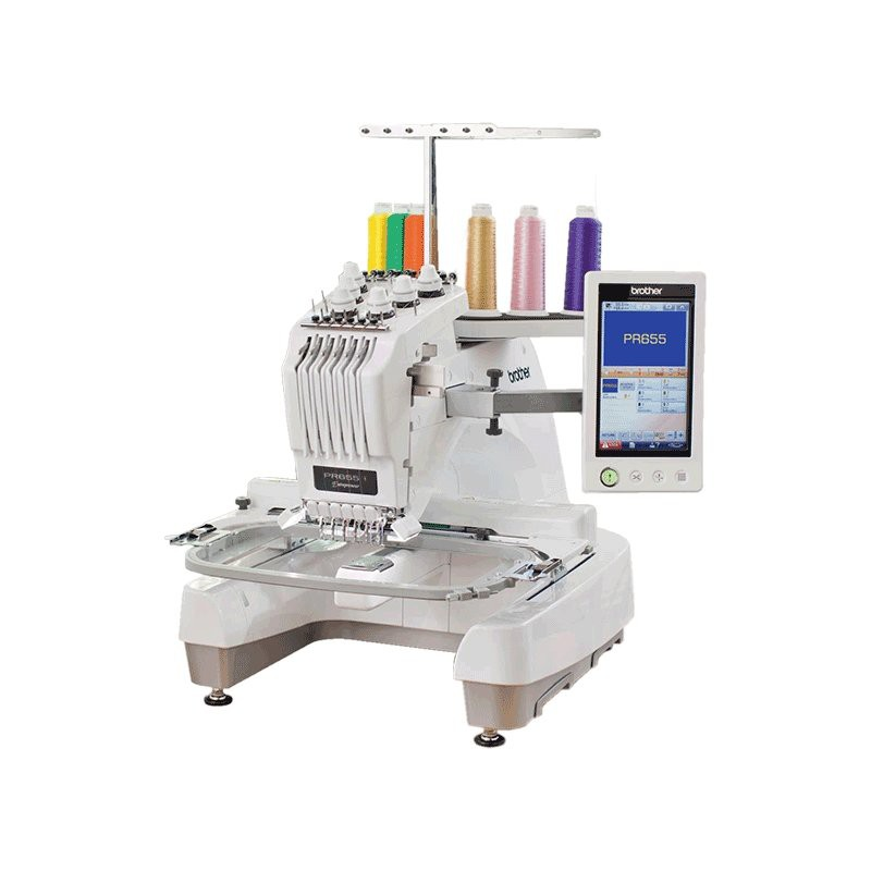 Brother Entrepreneur PR655 6-Needle Home Embroidery Machine