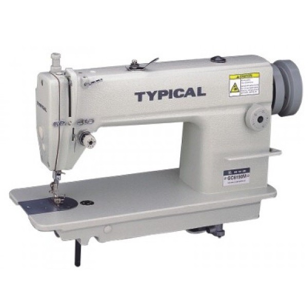 Typical High Speed Lockstitch Sewing Machine - GC6150M